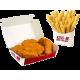 10 Chicken Nuggets & Fries